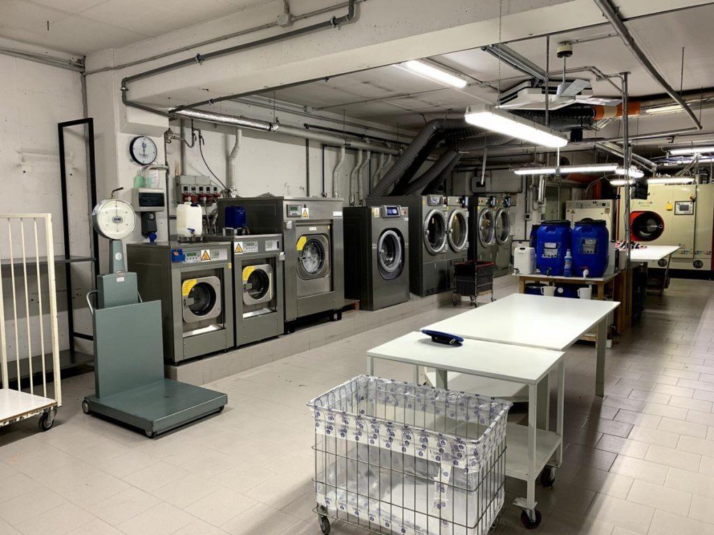 urządzenia pralnicze